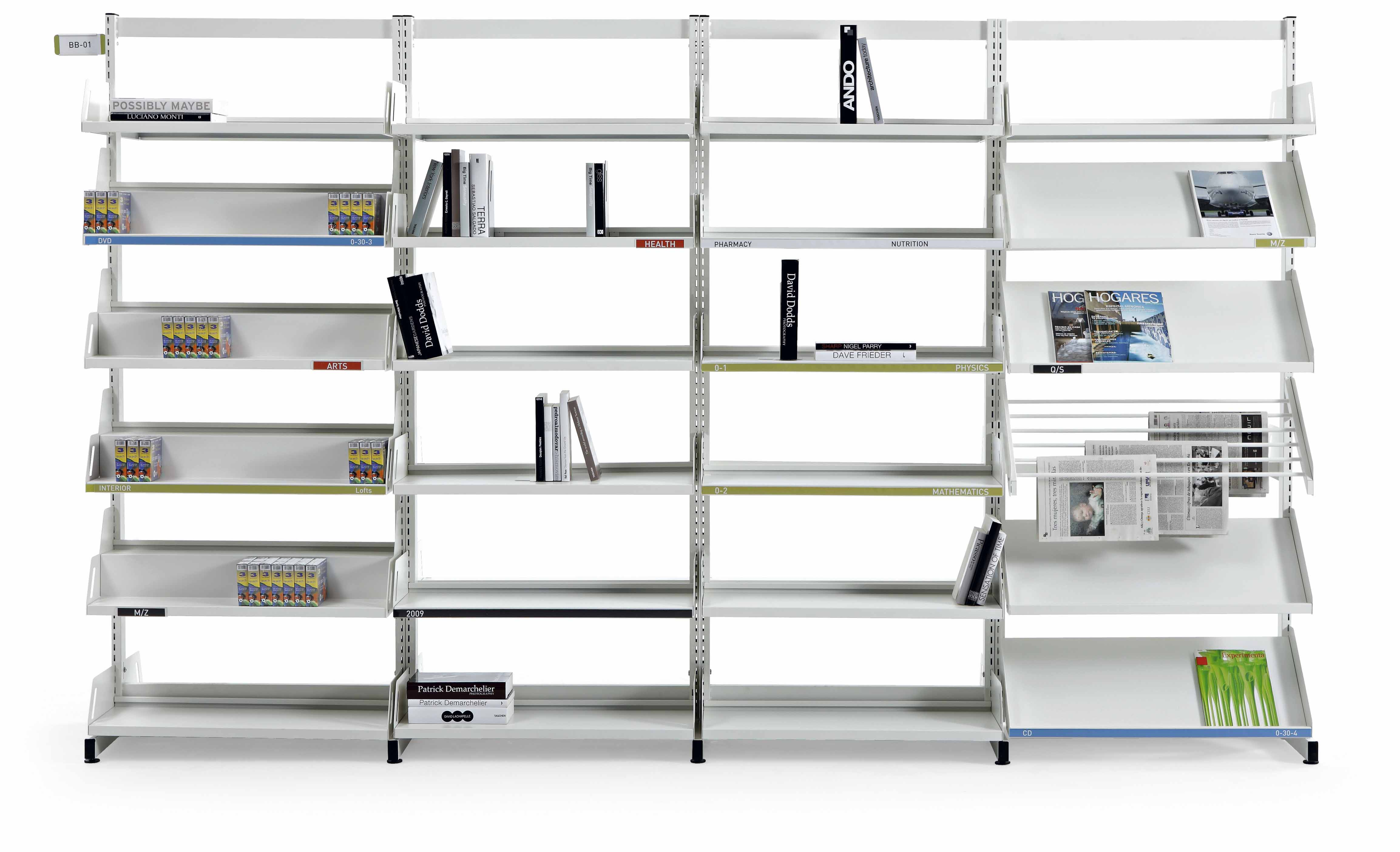 Estanterias Metalicas Jaen.Estanterias Metalicas Level Muebles De Oficina Spacio