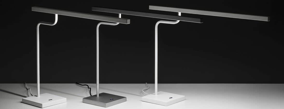 Lámpara flexo LAS108 portada | Muebles de oficina Spacio