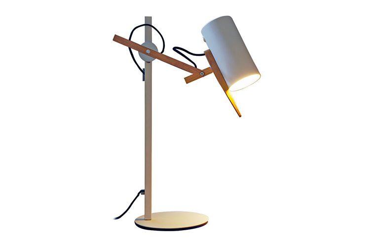 Lámpara sobremesa Scantling listado | Muebles de oficina Spacio