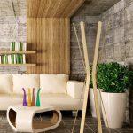 Percheros originales Milano ambientado | Muebles de oficina Spacio