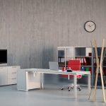 Percheros originales Milano en oficina | Muebles de oficina Spacio