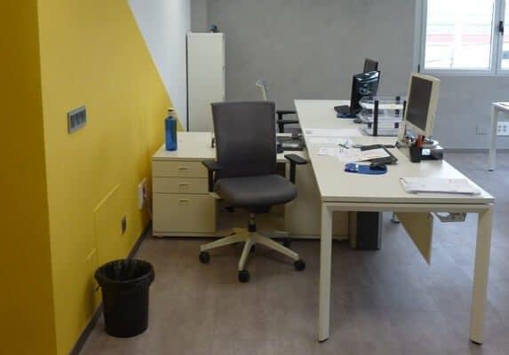 Proyecto oficinas Toral Vital y Stay | Muebles de oficina Spacio