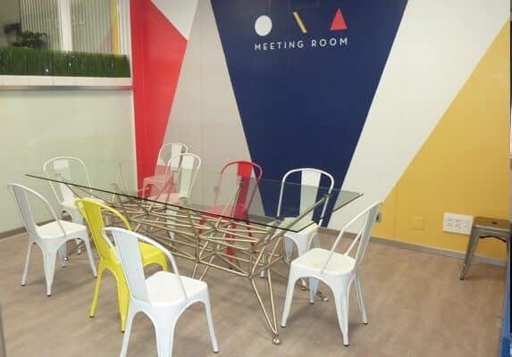 Proyecto oficinas Toral meeting room | Muebles de oficina Spacio