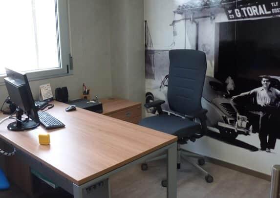 Proyecto oficinas Toral Tnk Flex | Muebles de oficina Spacio