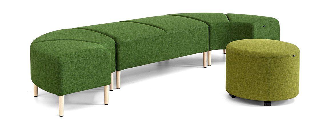 Asientos de oficina Bend portada | Muebles de oficina Spacio