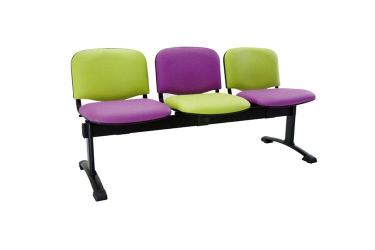 Bancada Fissa listado | Muebles de oficina Spacio