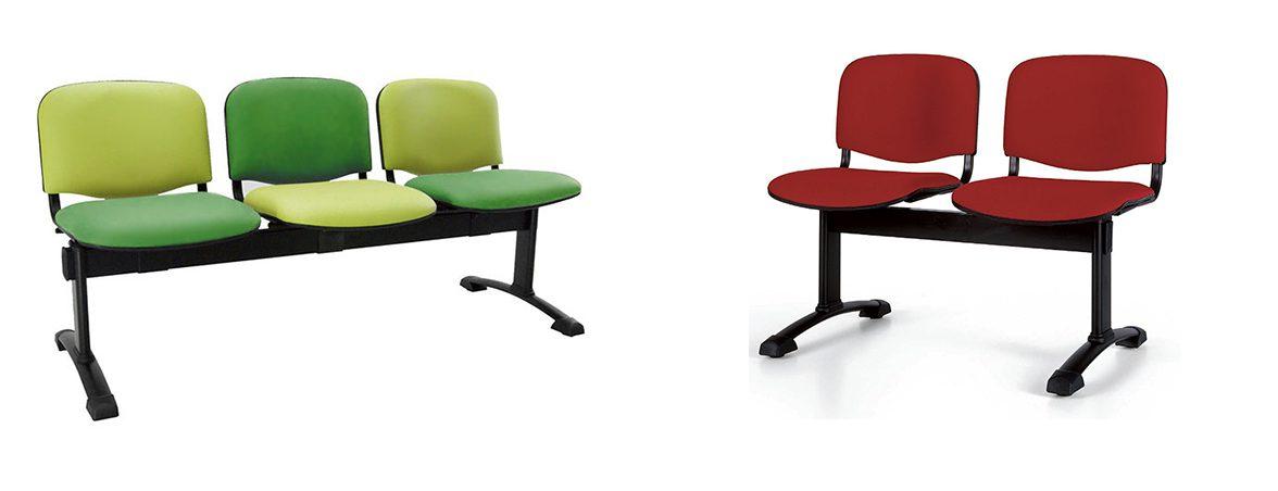 Bancada Fissa portada | Muebles de oficina Spacio