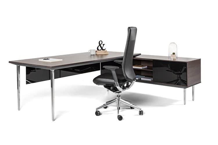 Mesas de oficina | Individuales, múltiples... | Muebles de oficina ...