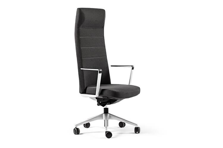 Sillas de despacho Cron listado | Muebles de oficina Spacio