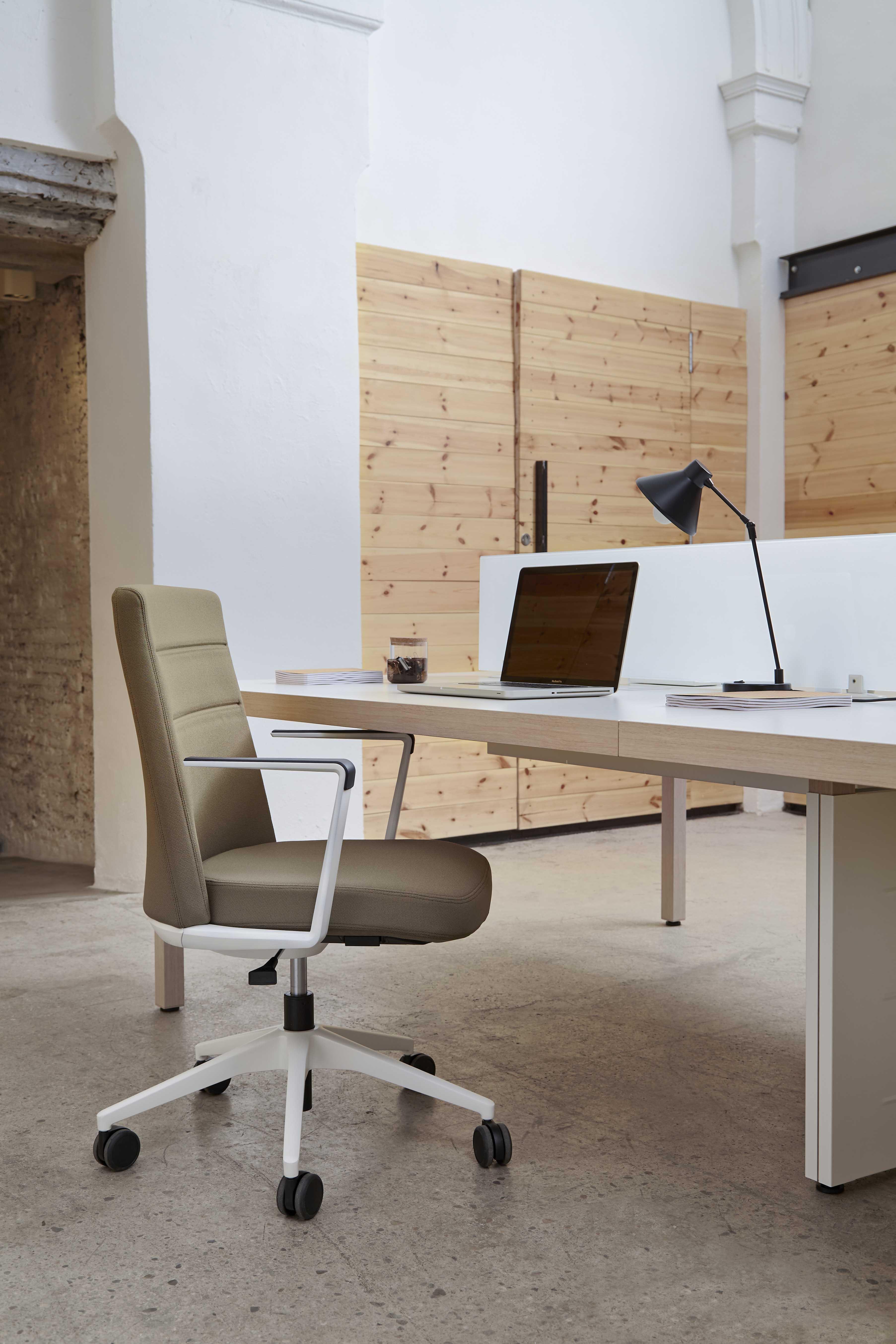 Sillas de despacho cron muebles de oficina spacio - Sillas de despacho ...