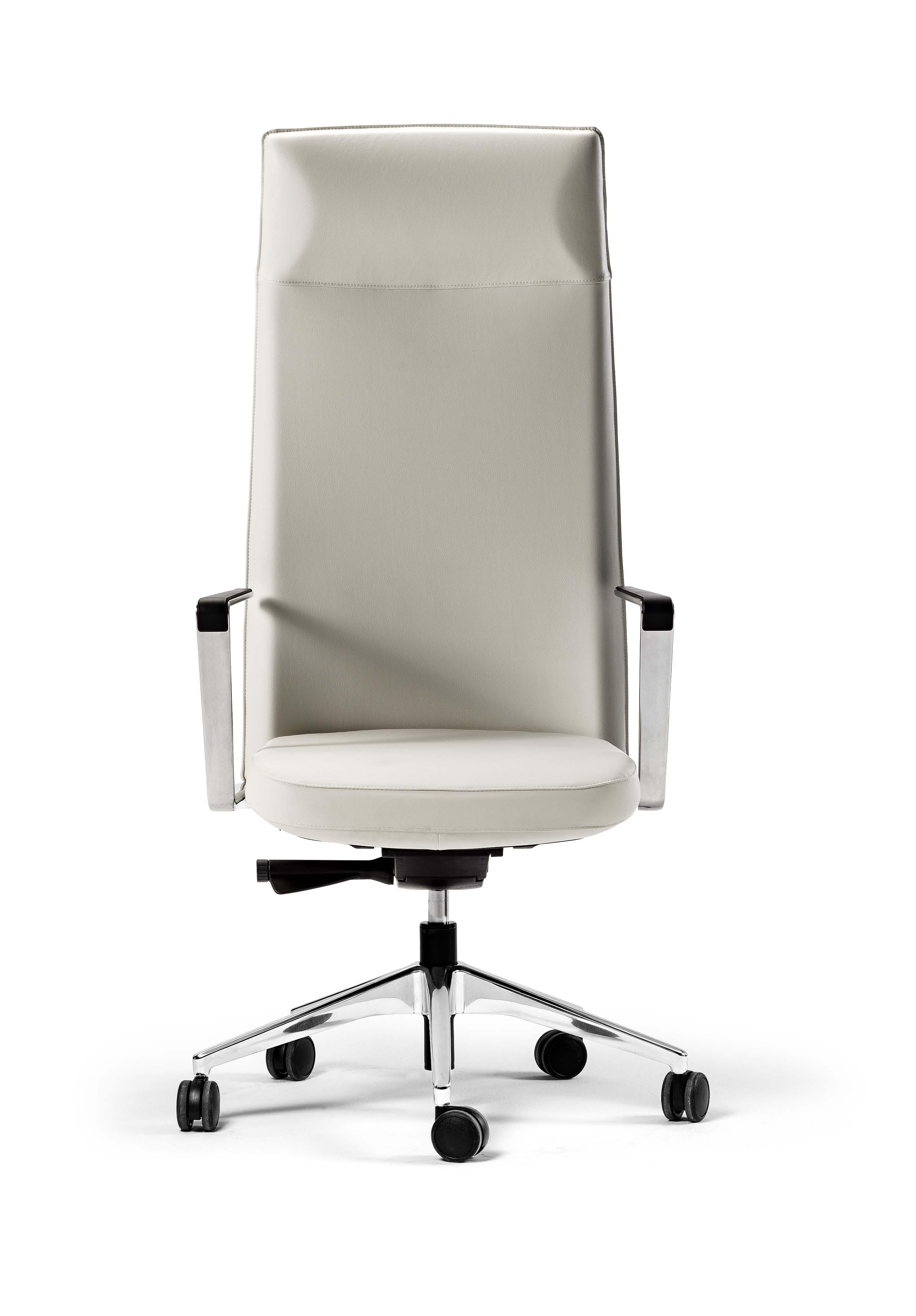 Sillas de despacho cron muebles de oficina spacio for Sillas anatomicas oficina