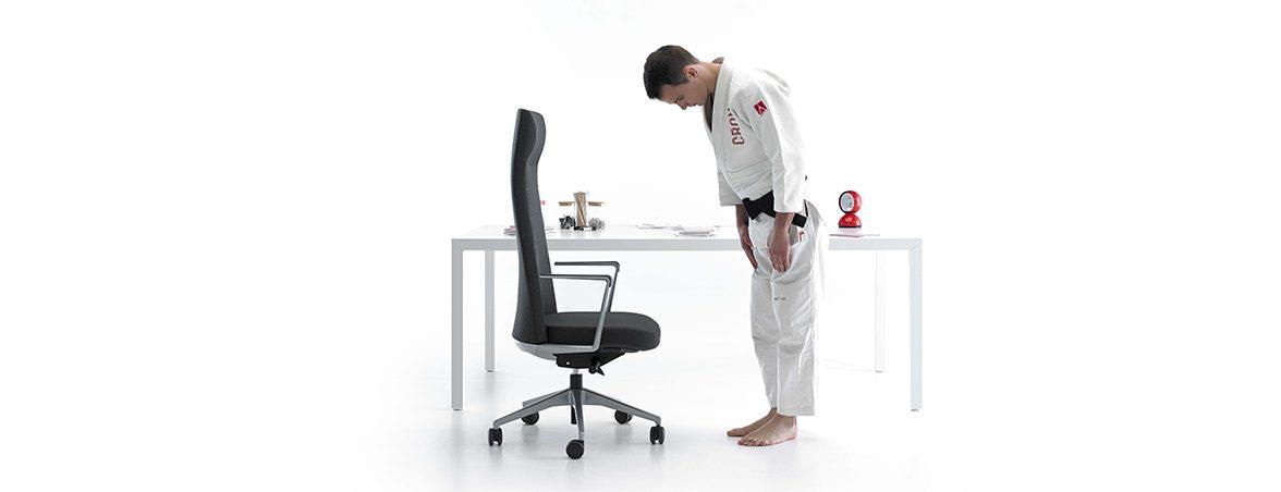 Sillas de despacho Cron portada | Muebles de oficina Spacio