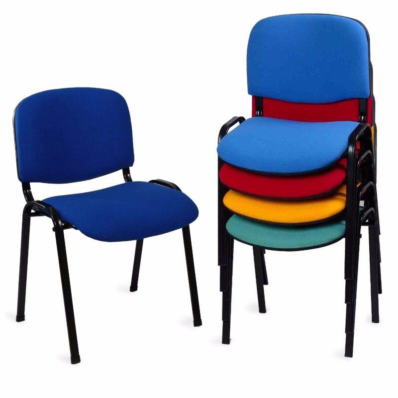 Sillas para sala de espera Fissa | Muebles de oficina Spacio