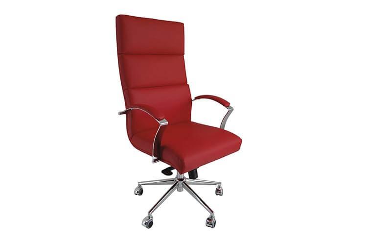 Sillón para oficina Vulcano listado | Muebles de oficina Spacio