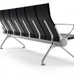 Bancada Avant negra | Muebles de oficina Spacio