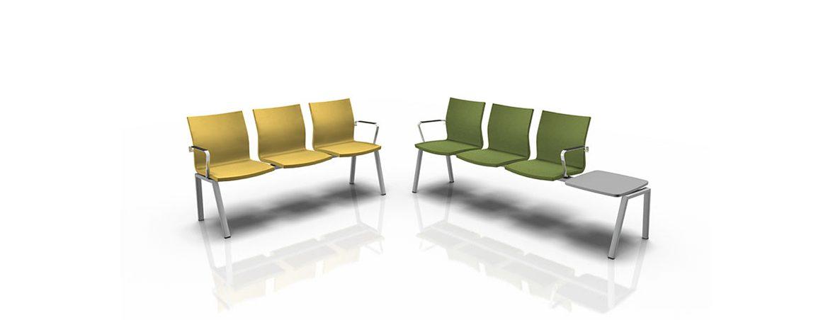 Bancada Uma portada | Muebles de oficina Spacio
