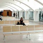 Banco de espera Transit sin apoyabrazos | Muebles de oficina Spacio