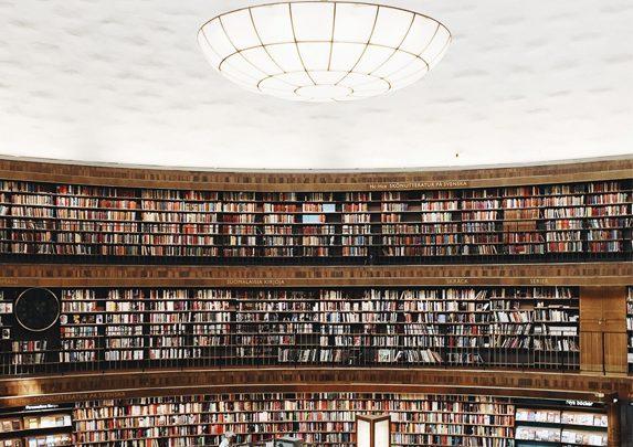 Bibliotecas del mundo Stockholm | Muebles de oficina Spacio