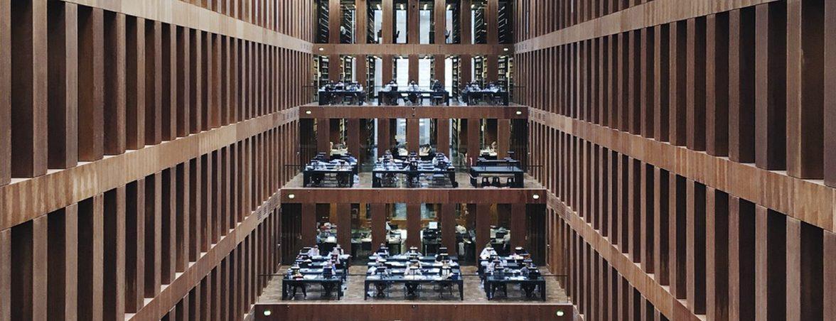Bibliotecas más bonitas | Muebles de oficina Spacio
