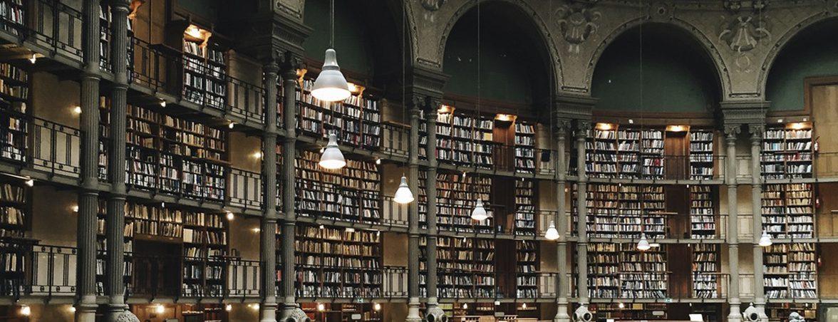 Bibliotecas París | Muebles de oficina Spacio