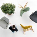 Butaca Dunas modelos | Muebles de oficina Spacio