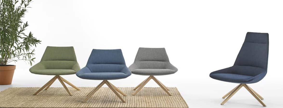 Butaca Dunas portada | Muebles de oficina Spacio