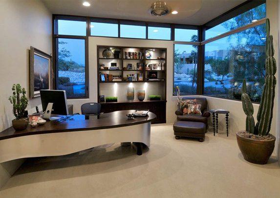 Elegir mesa escritorio setup de lujo | Muebles de oficina Spacio