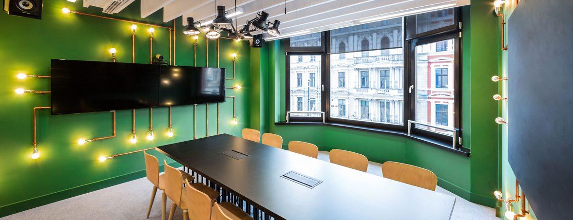 Equipamiento oficina circuitos | Muebles de oficina Spacio