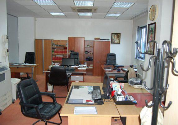 Imagen de una oficina antigua | Muebles de oficina Spacio
