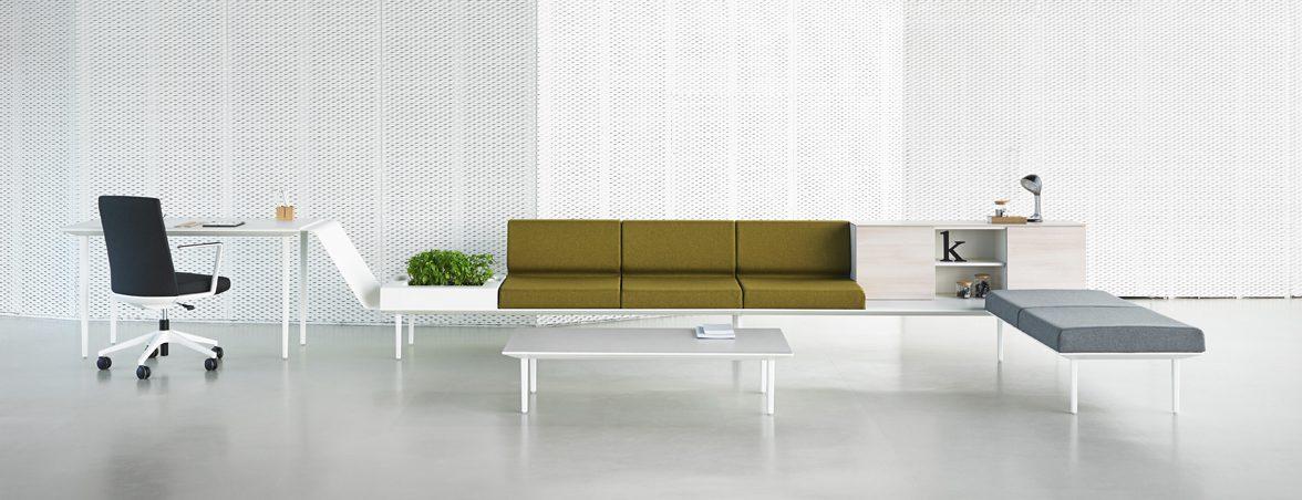 Imagen de una oficina moderna | Muebles de oficina Spacio