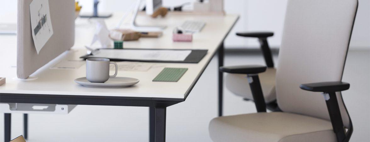 Imagen de una oficina ordenado | Muebles de oficina Spacio