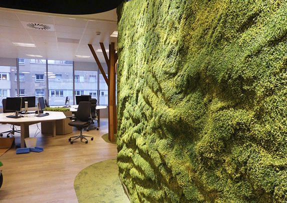La oficina más saludable islas trabajo | Muebles de oficina Spacio