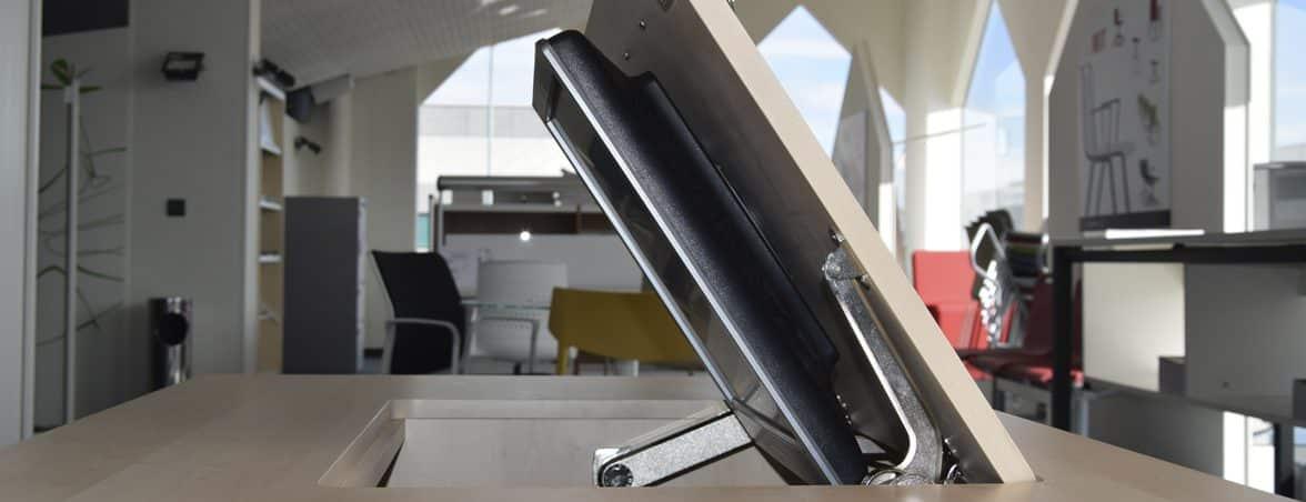 Mesas a medida abatible | Muebles de oficina Spacio