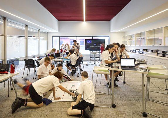Mobiliario de colegio clase | Muebles de oficina Spacio