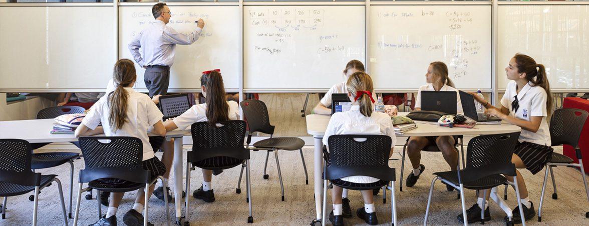 Mobiliario de colegio clases | Muebles de oficina Spacio