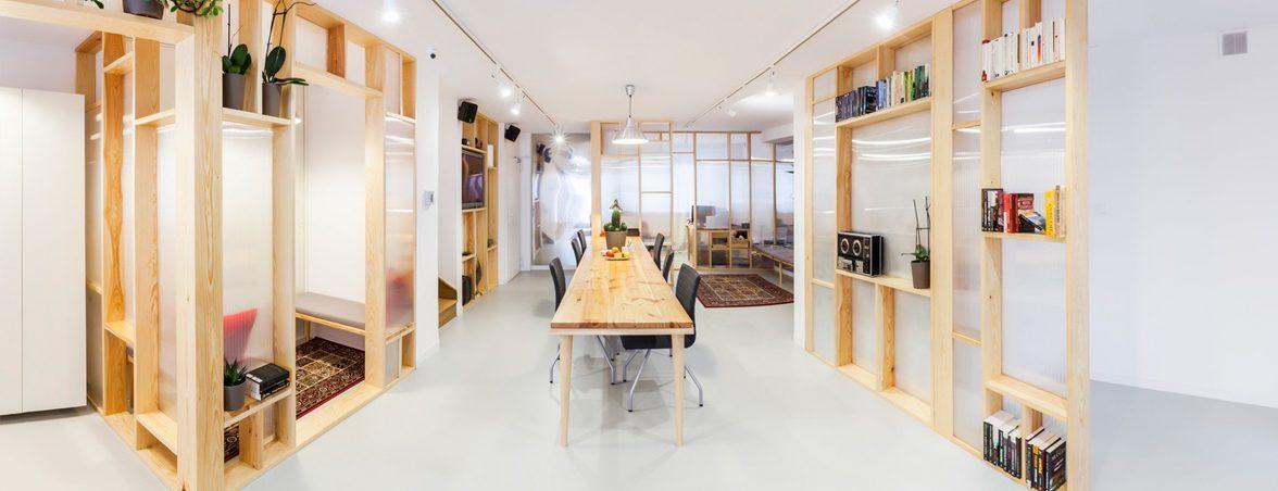 Mobiliario oficina económico pano | Muebles de oficina Spacio