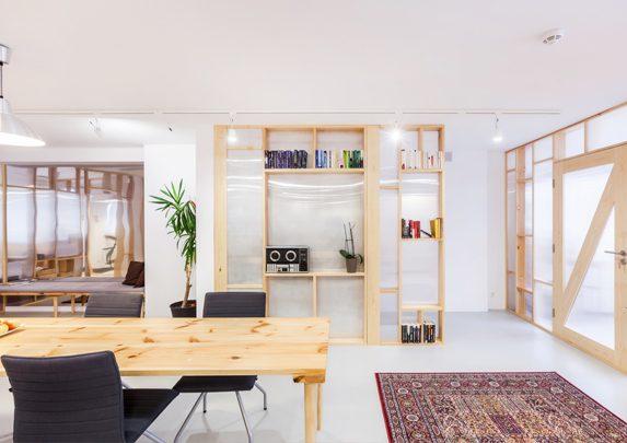 Mobiliario oficina económico planta | Muebles de oficina Spacio