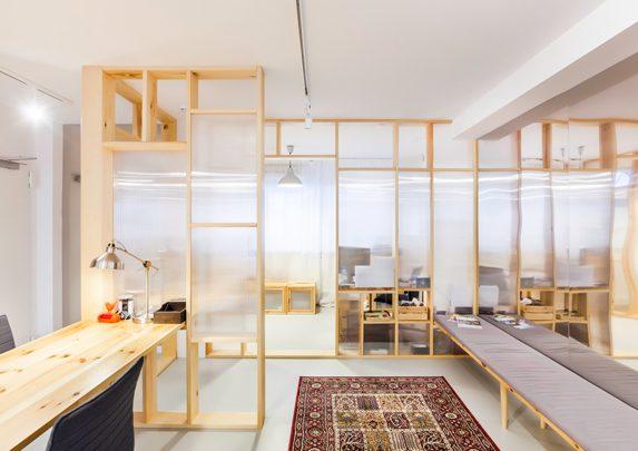 Mobiliario oficina económico sala | Muebles de oficina Spacio