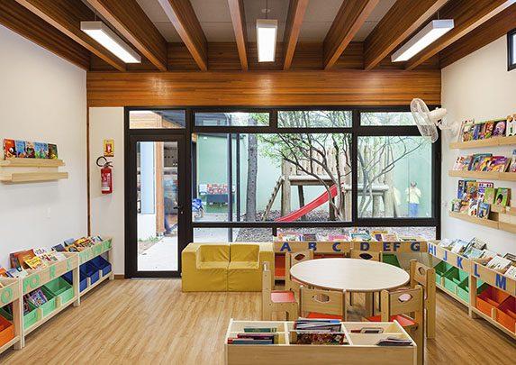Mobiliario para aula vista | Muebles de oficina Spacio
