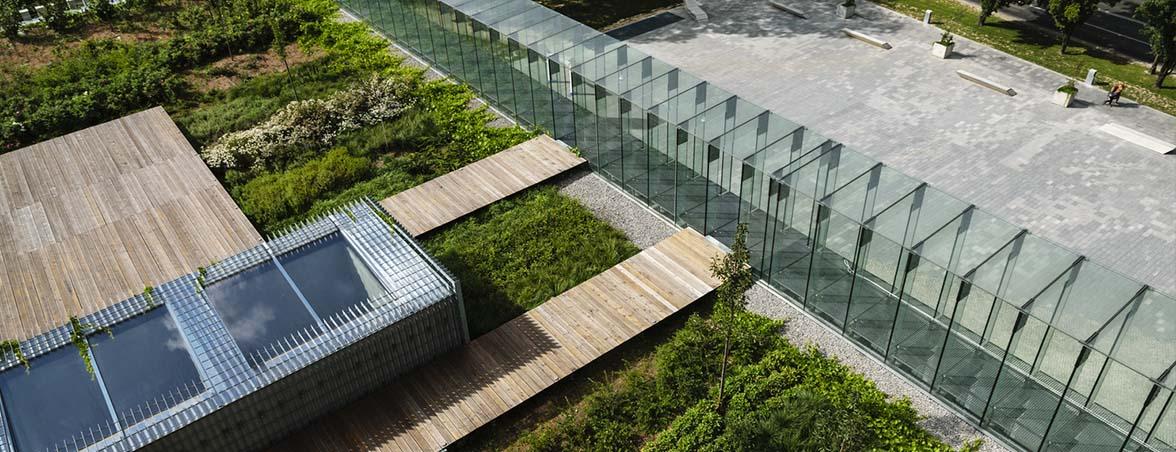 Mobiliario para teatro jardines | Muebles de oficina Spacio
