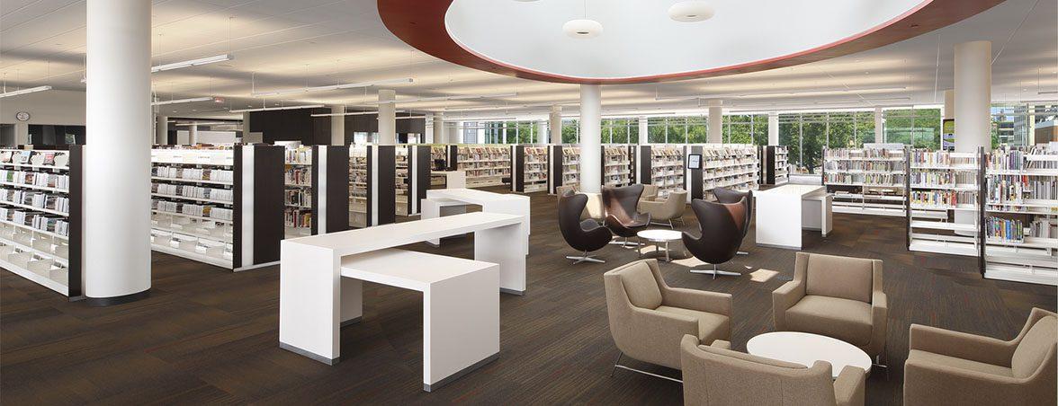 Muebles biblioteca estanterías | Muebles de oficina Spacio