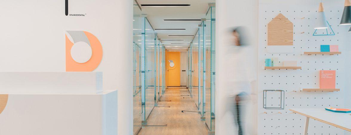 Muebles clínica dental salas | Muebles de oficina Spacio