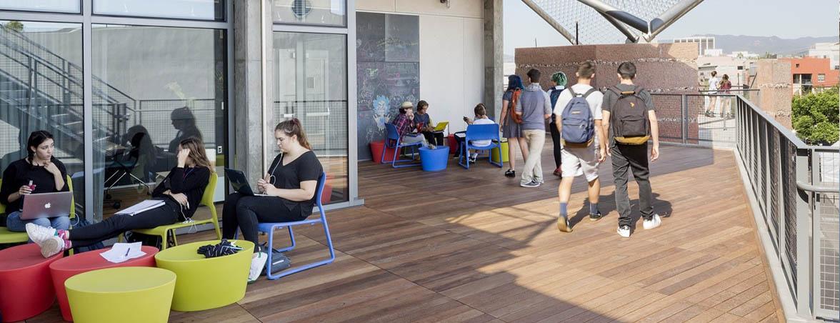 Muebles escolares azotea | Muebles de oficina Spacio