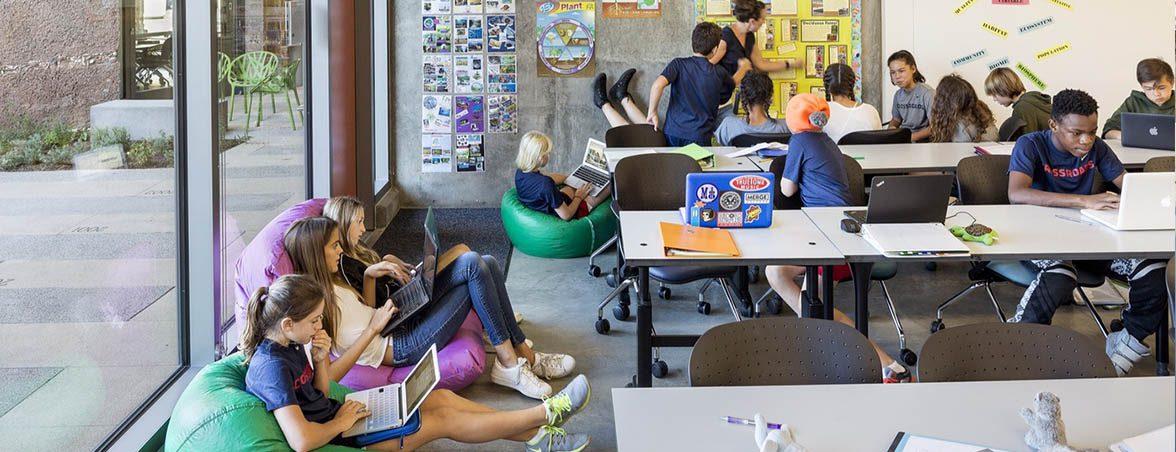 Muebles escolares clases | Muebles de oficina Spacio