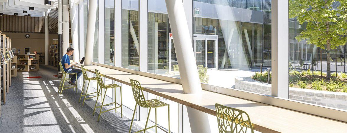 Muebles para bibliotecas estudio | Muebles de oficina Spacio