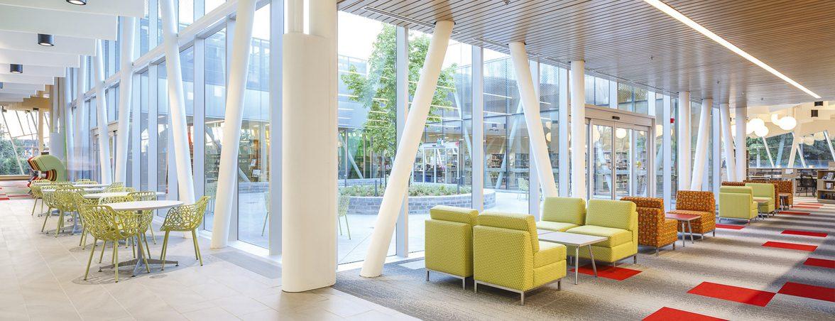 Muebles para bibliotecas salas | Muebles de oficina Spacio