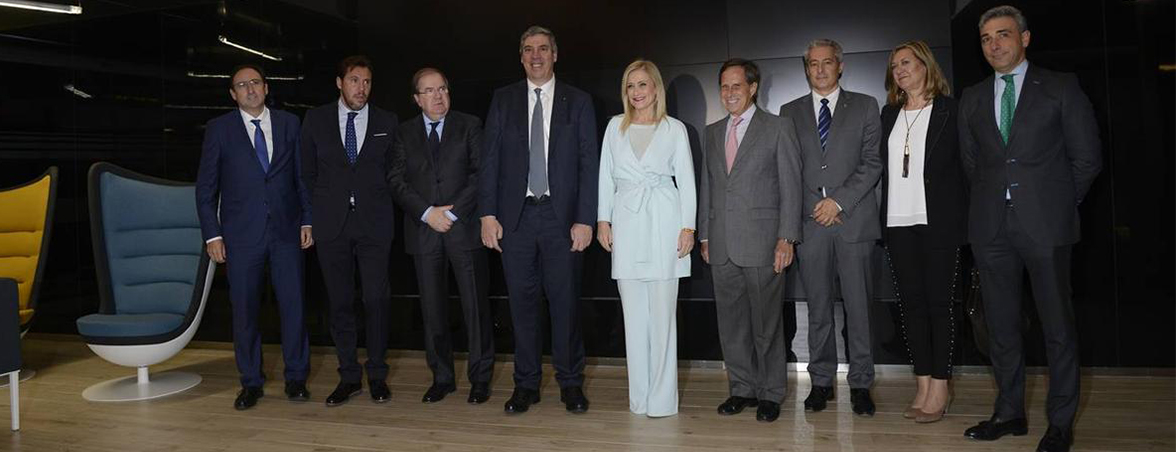 Nuevas oficinas Renault inauguración | Muebles de oficina Spacio
