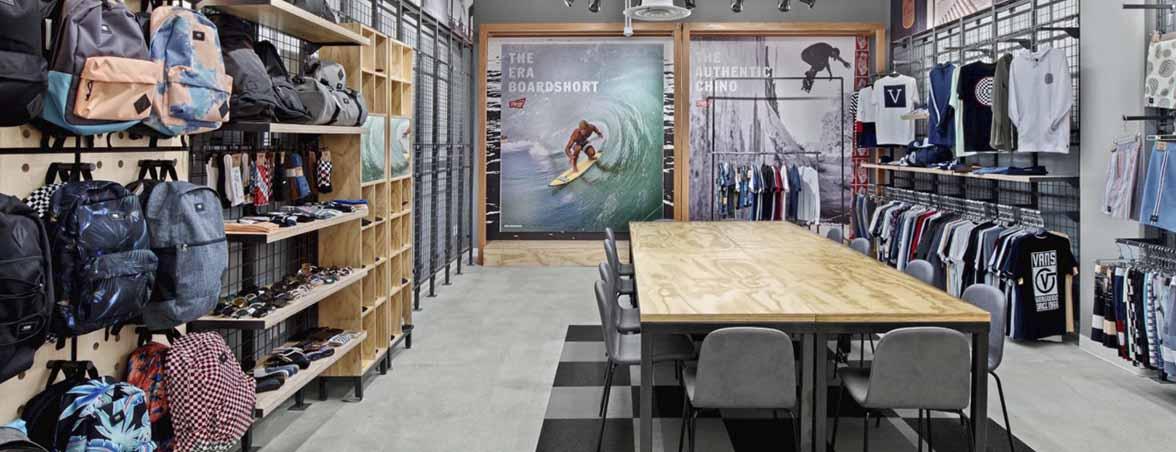 Oficina ejecutiva Vans showroom | Muebles de oficina Spacio