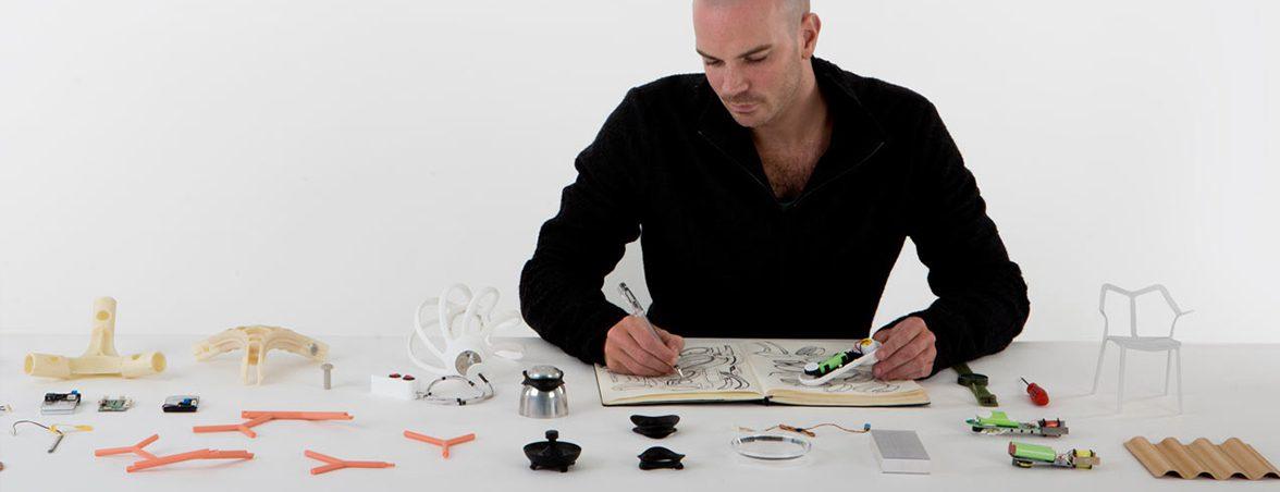 Oficina minimalista Benjamin Hubert | Muebles de oficina Spacio