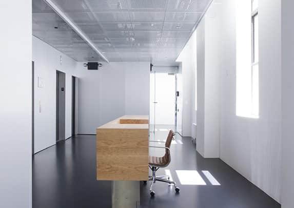 Oficina mostrador | Muebles de oficina Spacio